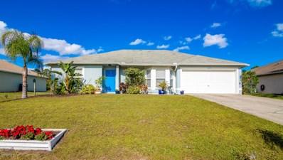 283 Heritage Street, Palm Bay, FL 32908 - MLS#: 833200