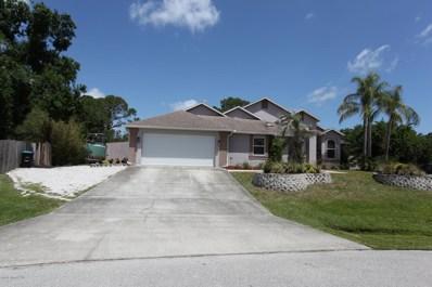1411 SE Hero Street, Palm Bay, FL 32909 - MLS#: 833220