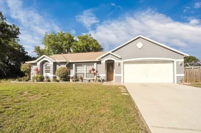 2509 Palisades Drive, Palm Bay, FL 32909 - MLS#: 833245
