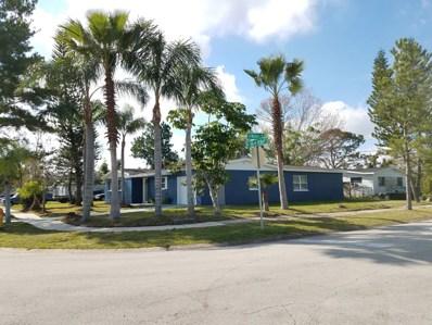 1413 E Stetson Drive, Cocoa, FL 32922 - MLS#: 833272