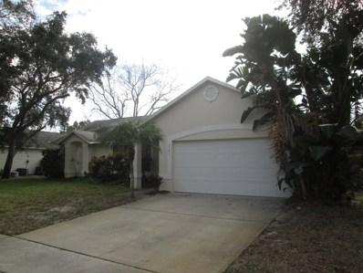 2381 Appalachian Drive, Melbourne, FL 32935 - MLS#: 833290