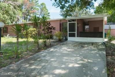 1601 Ridge Drive, Cocoa, FL 32926 - MLS#: 833313