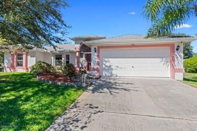 1206 Cheb Place, Palm Bay, FL 32907 - MLS#: 833326