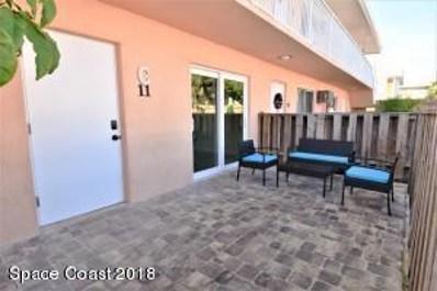 420 Tyler Avenue UNIT 11-3, Cape Canaveral, FL 32920 - MLS#: 833370