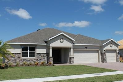 5185 Hebron Drive, Merritt Island, FL 32953 - MLS#: 833376
