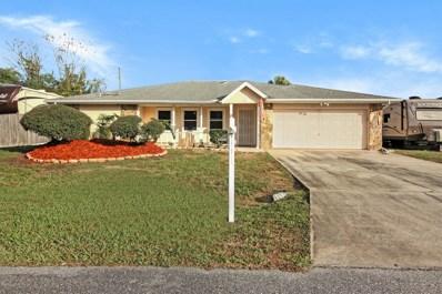 2107 Granville Street, Palm Bay, FL 32907 - MLS#: 833399