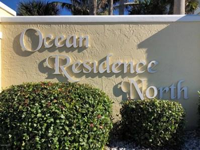 255 Ocean Residence Court, Satellite Beach, FL 32937 - MLS#: 833419