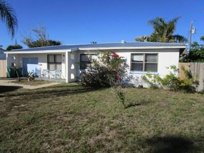 117 SE 2nd Street, Satellite Beach, FL 32937 - MLS#: 833454