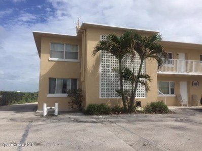 1195 Highway A1a UNIT 104, Satellite Beach, FL 32937 - MLS#: 833460