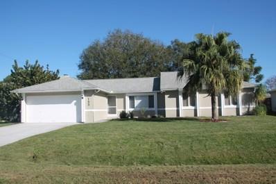 153 Copenhaver Avenue, Palm Bay, FL 32907 - MLS#: 833463