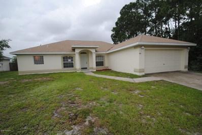 486 Calabria Avenue, Palm Bay, FL 32909 - MLS#: 833480