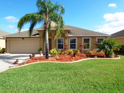 2014 Snapdragon Drive, Palm Bay, FL 32907 - MLS#: 833487