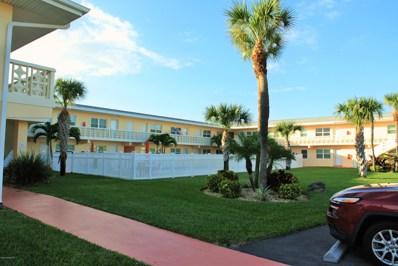 7801 Ridgewood Avenue UNIT 6, Cape Canaveral, FL 32920 - MLS#: 833501
