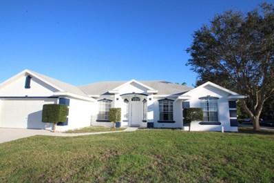 1201 Cheb Place, Palm Bay, FL 32907 - MLS#: 833512