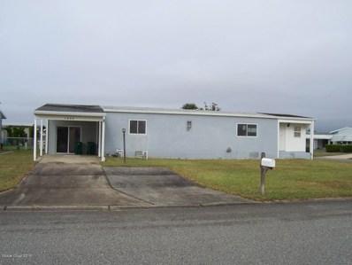 1433 Gardenia Drive, Barefoot Bay, FL 32976 - MLS#: 833612