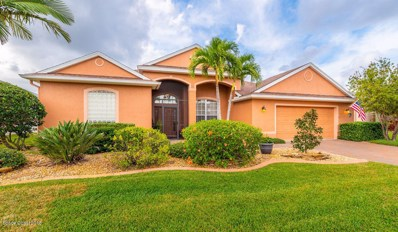 4854 Pinot Street, Rockledge, FL 32955 - MLS#: 833616