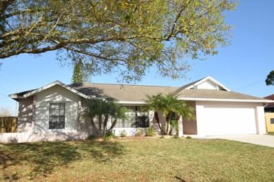 434 Coolidge Road, Palm Bay, FL 32907 - MLS#: 833745