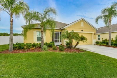 2198 Snapdragon Drive, Palm Bay, FL 32907 - MLS#: 833802