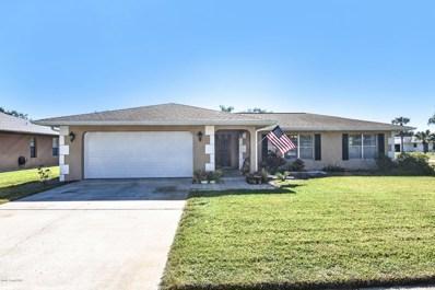 1500 Flag Drive, Palm Bay, FL 32905 - MLS#: 833837