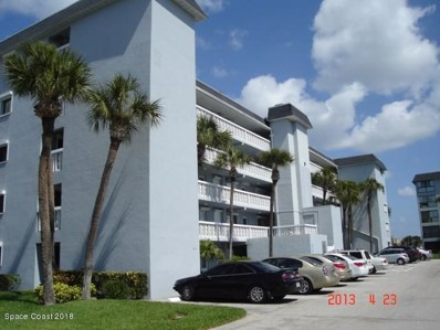 3799 S Banana River Boulevard UNIT 918, Cocoa Beach, FL 32931 - MLS#: 833879