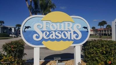 3799 S Banana River Boulevard UNIT 409, Cocoa Beach, FL 32931 - MLS#: 833881