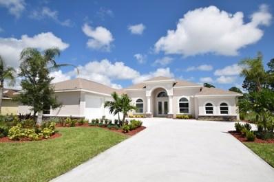 2007 Windbrook Drive, Palm Bay, FL 32909 - MLS#: 833916