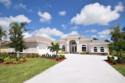 2007 Windbrook Drive, Palm Bay, FL 32909 - MLS#: 833916