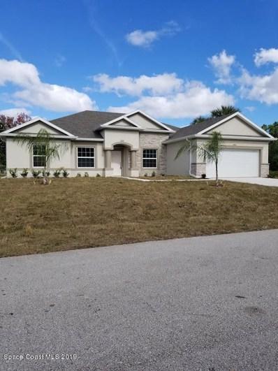 497 NE Binney Street, Palm Bay, FL 32907 - MLS#: 833925