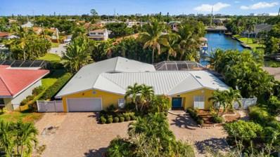 104 Cat Cay Lane, Indian Harbour Beach, FL 32937 - MLS#: 833935