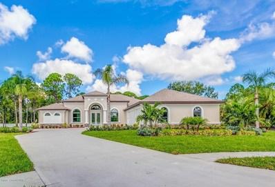984 Easterwood Court, Palm Bay, FL 32909 - MLS#: 833940