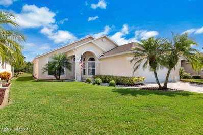 717 Morning Cove Circle, Palm Bay, FL 32909 - MLS#: 833977