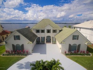 538 Lanternback Island Drive, Satellite Beach, FL 32937 - MLS#: 834001
