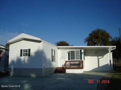 2141 Orbiter Court UNIT 137, Titusville, FL 32796 - MLS#: 834073