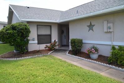 28 Sunset Street, Satellite Beach, FL 32937 - #: 834163