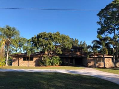 770 Elliot Drive, Merritt Island, FL 32952 - MLS#: 834294
