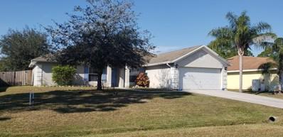 1814 Cogan Drive, Palm Bay, FL 32909 - MLS#: 834300