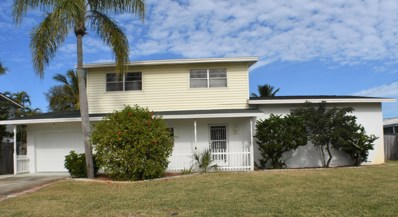 1108 Cheyenne Drive, Indian Harbour Beach, FL 32937 - MLS#: 834331