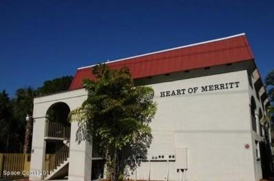 205 S Courtenay Parkway UNIT 103, Merritt Island, FL 32952 - MLS#: 834384