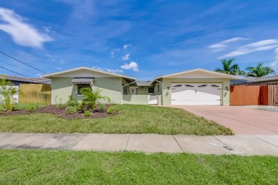 1540 Bream Street, Merritt Island, FL 32952 - MLS#: 834654