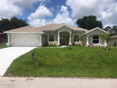 170 Donald Avenue UNIT 7, Palm Bay, FL 32907 - MLS#: 834659