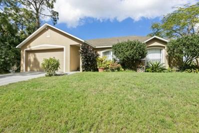 1307 Waterway Street, Palm Bay, FL 32908 - MLS#: 834786