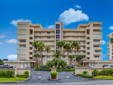 2727 N Highway A1a UNIT #502, Indialantic, FL 32903 - MLS#: 834996