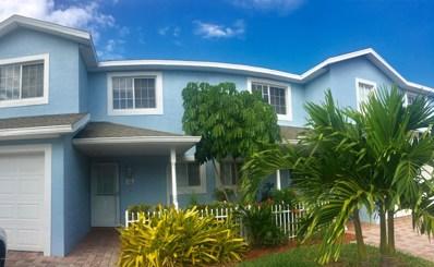 420 Yellow Tail Lane UNIT 106, Merritt Island, FL 32953 - MLS#: 835304