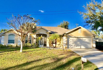 1193 Westunder Street, Palm Bay, FL 32909 - MLS#: 835433