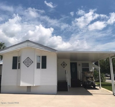 3020 Frontier Drive UNIT 84, Titusville, FL 32796 - MLS#: 835514