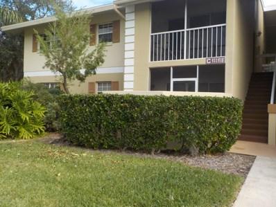 1641 NE Sunny Brook Lane UNIT 111, Palm Bay, FL 32905 - MLS#: 835619