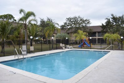 120 Summer Place UNIT 1, Merritt Island, FL 32953 - MLS#: 835738