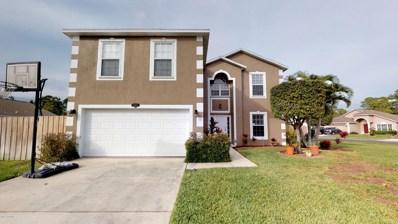 606 Peachtree Street, Titusville, FL 32780 - MLS#: 835842