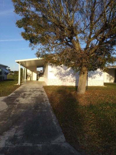 1190 Barefoot Circle, Barefoot Bay, FL 32976 - MLS#: 835990