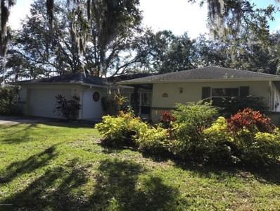1350 NE Meadowbrook Road, Palm Bay, FL 32905 - MLS#: 836086